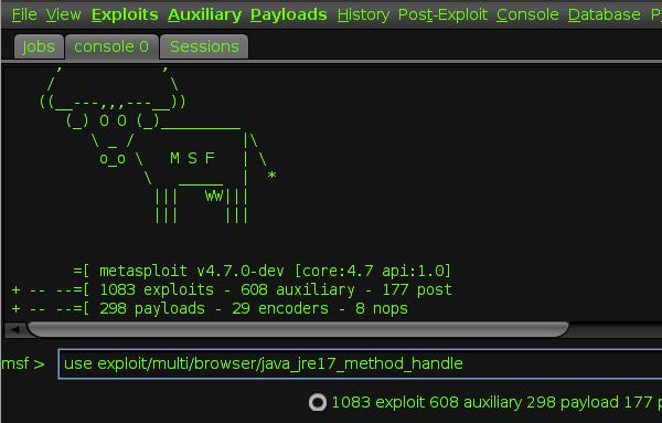 Metspoilt hacking tools beginners