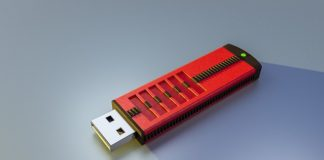 use usb as ram