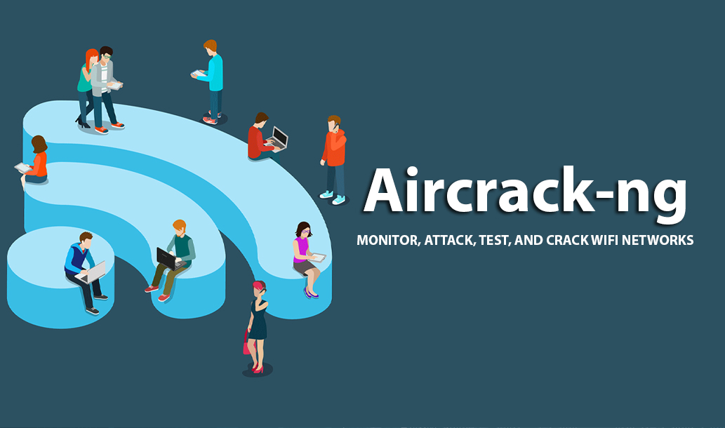 Aircrack-ng Tutorial to Crack WPA/WPA2 Wifi networks