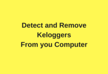 How to check for keyloggers