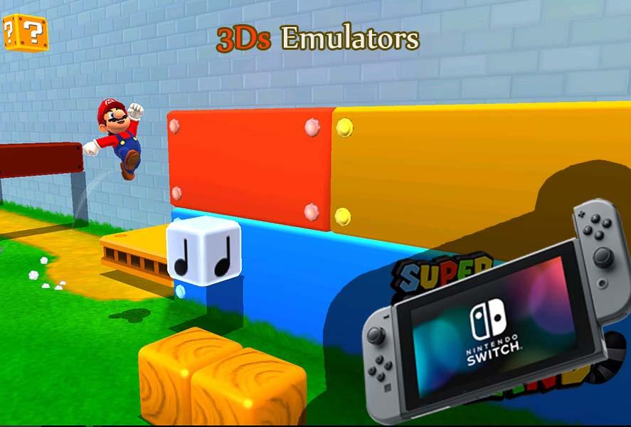 desmume nintendo 3ds emulator download