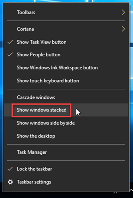 How to Move a Window That is off Screen in Windows 10