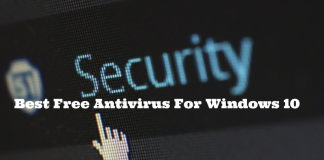 Best Free Antivirus Software For Windows 10